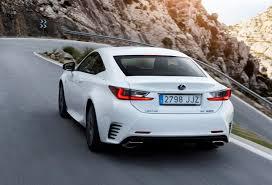 lexus rc sedan lexus rc coupe review 2015 parkers