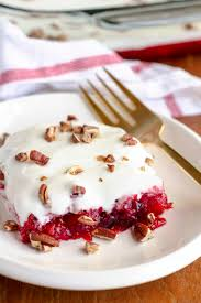 cheese cranberry salad recipe unsophisticook