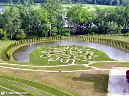 Shelby Michigan Labyrinth Ariel Foundation Park Trekohio