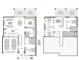 tri level home plans designs house plan the horizon split level floor plan by mcdonald jones