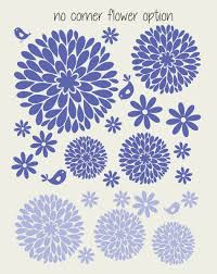 Flower Wall Decals For Nursery by Flower Wall Decals Wall Decals Nursery Decals Daisy And