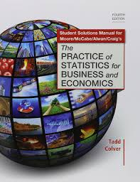 student solutions manual for the practice of statistics for
