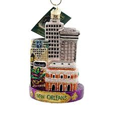 world new orleans ornament ornaments