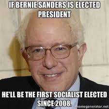 Political Meme Generator - bernie sanders socialism meme politicalmemes com