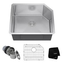 Stainless Kitchen Sinks by Stainless Steel Kitchen Sinks Kraususa Com