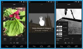 lightroom for android adobe s lightroom mobile arrives on android techcrunch