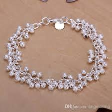 silver bracelet styles images Fashion 10 styles mixed bracelet women 925 sterling silver silver jpg