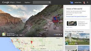 Google Maps Los Angeles Google Maps Rolls Out U0027views U0027 A Collection Of User Submitted