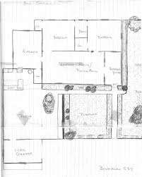 Two Bedroom Cottage Plans by Pin Two Bedroom House Plans For Small Land Two Bedroom House Plans