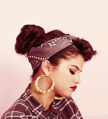 retro headbands the many headbands of selena gomez headband style