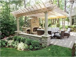 Pergola Backyard Ideas Pergola Design Awesome Patio House Beautiful Best 25 Patio Roof