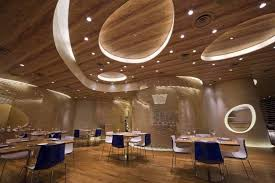 hotel restaurant interior design dubai