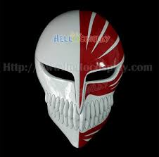 Bleach Halloween Costumes Bleach Ichigo Hollow Mask