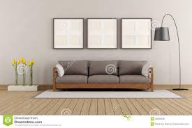 beige and brown modern lounge royalty free stock image image