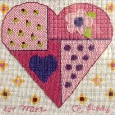 needlepoint canvas in category babies and