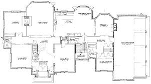 new floor plans saddle river new home floor plans by architect robert zolin