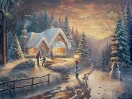 country christmas country christmas homecoming the kinkade company