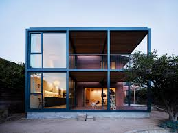 and extension of a bungalow in los angeles california usa