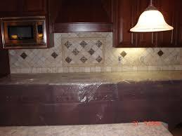 backsplash kitchen tile travertine tile for backsplash in kitchen new basement and tile
