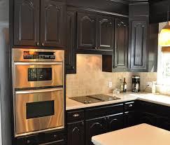 Antique Black Kitchen Cabinets Antique Black Kitchen Cabinets Kitchen Custom Colorful Panel