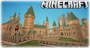 harry potter adventure map remarkable minecraft hogwarts harry potter replica adventure map