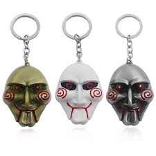 Saw Mask Online Shop 2017 Halloween Saw Mask Keychain Nightmare Before