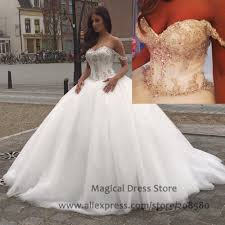 bridal ball gowns with bling junoir bridesmaid dresses