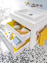 Grey And Yellow Bathroom by 10 Yellow Bathroom Ideas Hgtv U0027s Decorating U0026 Design Blog Hgtv