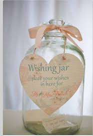 wedding wish jar your loved ones their and wishes for you take a