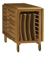 fabriquer table pliante murale zeno table pliante en chêne massif huilé u2026 pinteres u2026