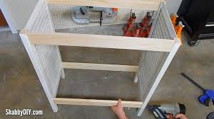 how to build a simple kitchen island how to build a simple kitchen island shabby diy