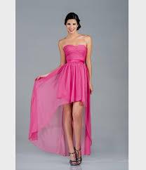 pink and black high low prom dresses naf dresses
