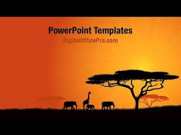 africa powerpoint template best 26 travel powerpoint templates