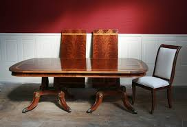 Henredon Dining Room Set by Dining Table Mahogany Dining Table