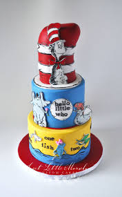 dr seuss cakes dr seuss baby shower cake cake by cakesdecor
