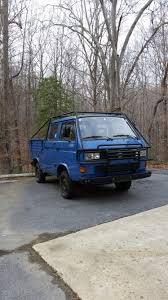 volkswagen rabbit truck lifted i cut a vw rabbit pickup in half and hung it on my wall diy