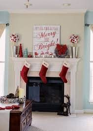Images Of Mantels Decorated For Christmas 25 Unique Christmas Mantle Decorations Ideas On Pinterest