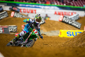race motocross salt lake city monster energy ama supercross championship 2017