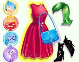 Inside Out Costumes Play Free Barbie U0027s Inside Out Costumes