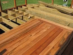 hardwood decking gtown lumber and supply