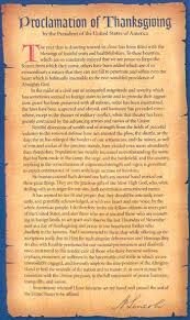 abraham lincoln thanksgiving proclamation text origins of the first thanksgiving arts u0026 living citizens u0027 voice