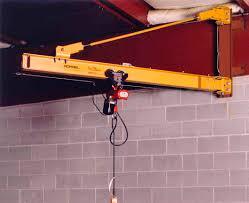 wall mounted jib crane brackets the best crane 2017