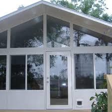 glass and screen porch enclosures u2013 aluminum designs