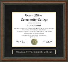 auburn diploma frame green river community college grcc diploma frame wordyisms