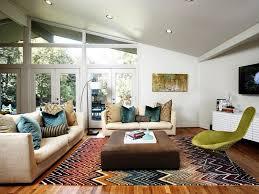 creating mid century modern living room creating mid century