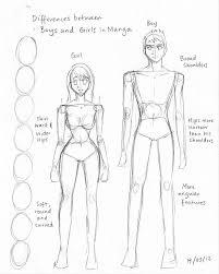 Female Body Anatomy Drawing 24 Best Manga Anime Bodies Images On Pinterest Drawing Tutorials