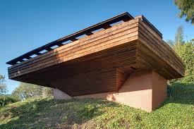 Usonian House by Historic Usonian Design Going Up For Auction In Los Angeles
