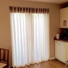 Patio Door Net Curtains Voile Curtains For Patio Doors Www Elderbranch