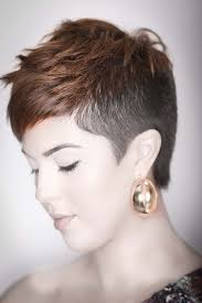 curly shaved side hair 20 shaved hairstyles for women the xerxes