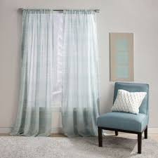 Gold Satin Curtains Buy Teal Curtains From Bed Bath U0026 Beyond